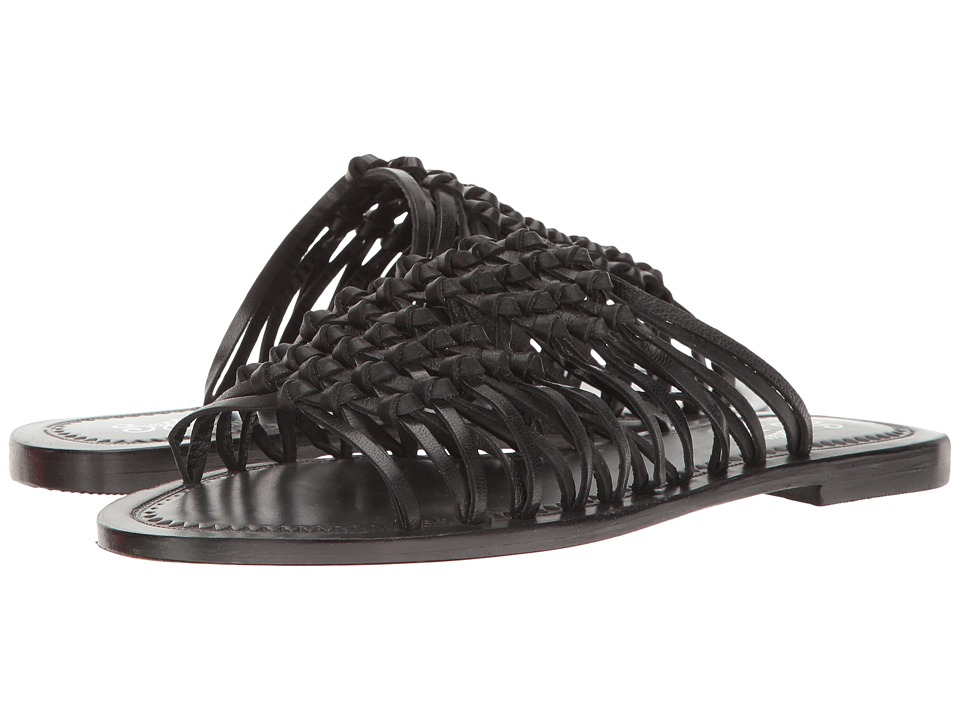 Seychelles - Duel (Black) Women's Sandals