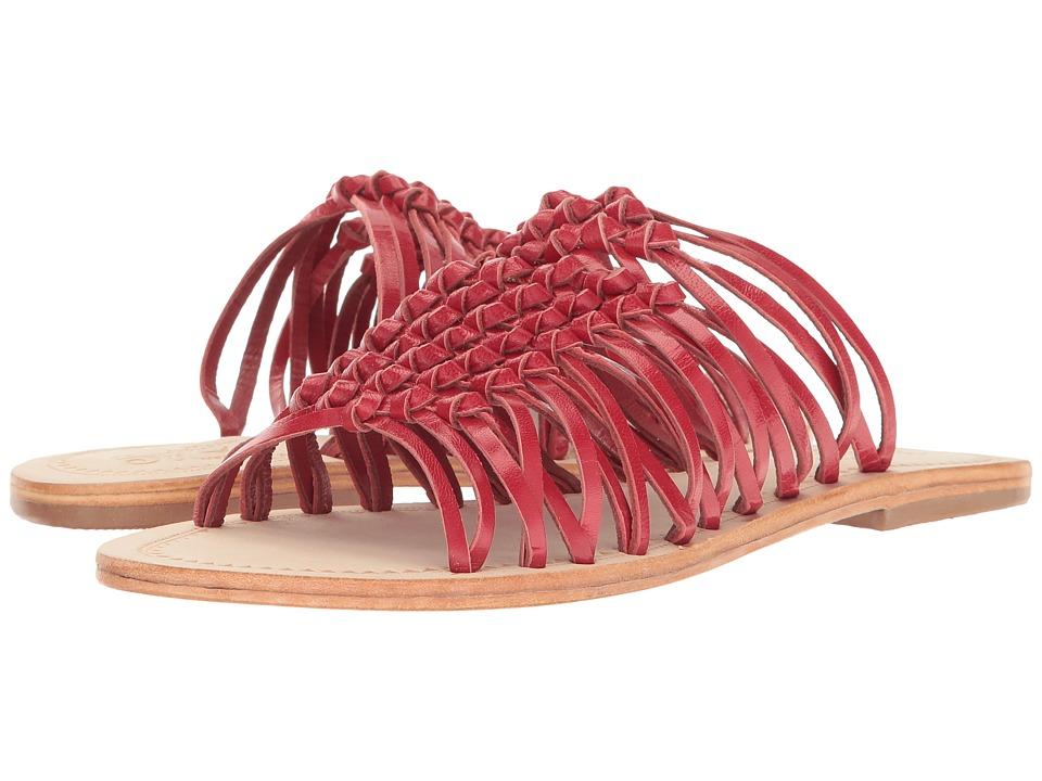 Seychelles - Duel (Red) Women's Sandals