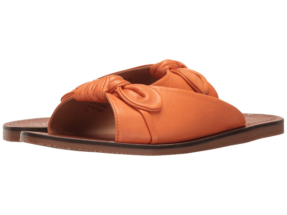 Seychelles - Moonlight (Orange) Women's Sandals