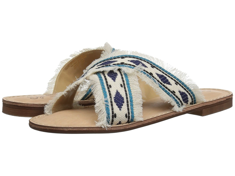 Seychelles - What If (Blue Multi) Women's Sandals