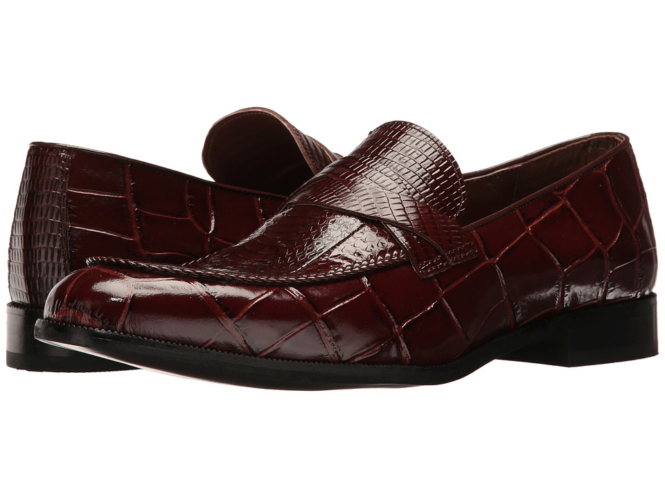 Stacy Adams - Corsica (Cognac) Men's Shoes