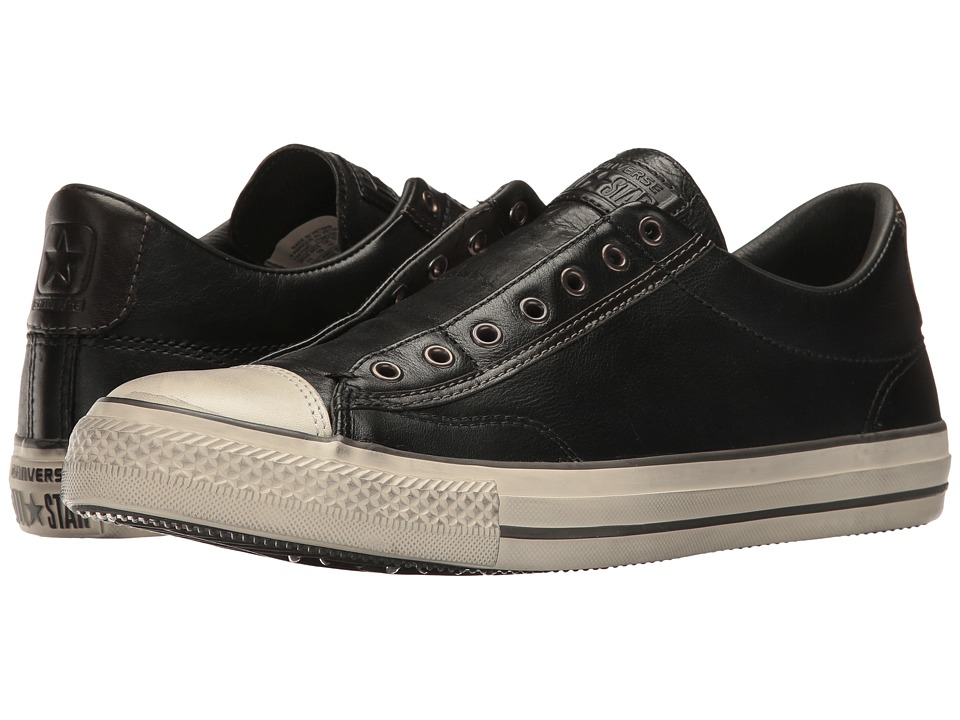 Converse by John Varvatos - Chuck Taylor All Star Vintage Slip (Ink/Ink/Turtledove) Lace Up Cap Toe Shoes