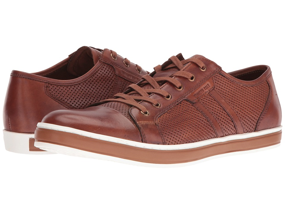 Kenneth Cole New York - Brand Wagon 2 (Cognac) Men's Lace up casual Shoes
