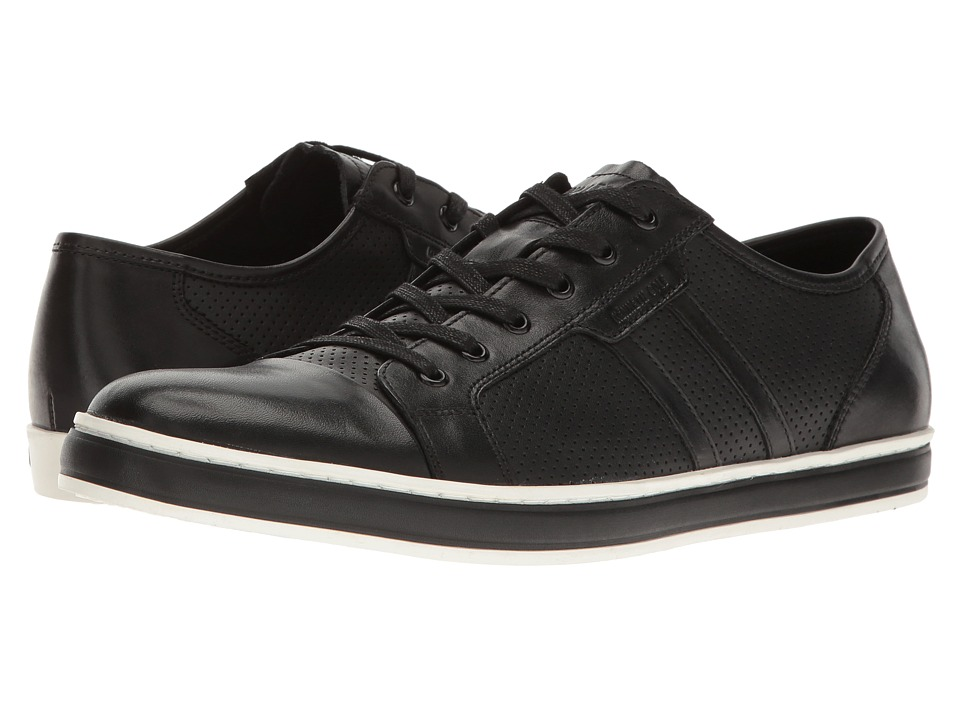 Kenneth Cole New York - Brand Wagon 2 (Black) Men's Lace up casual Shoes