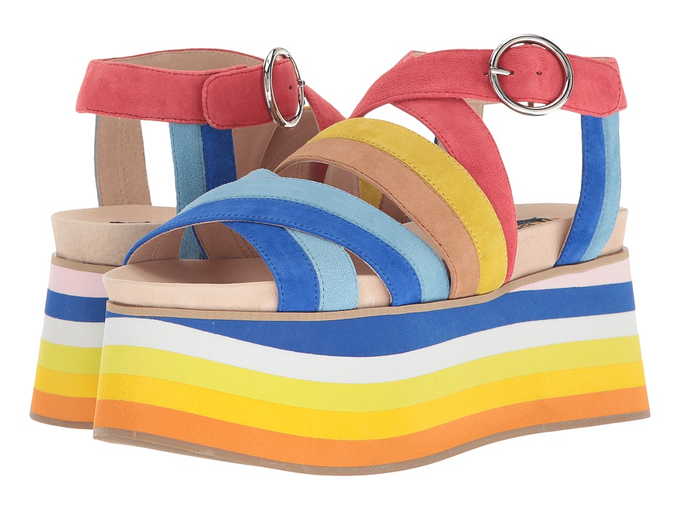 Shellys London - Dillon (Rainbow) Women's Shoes