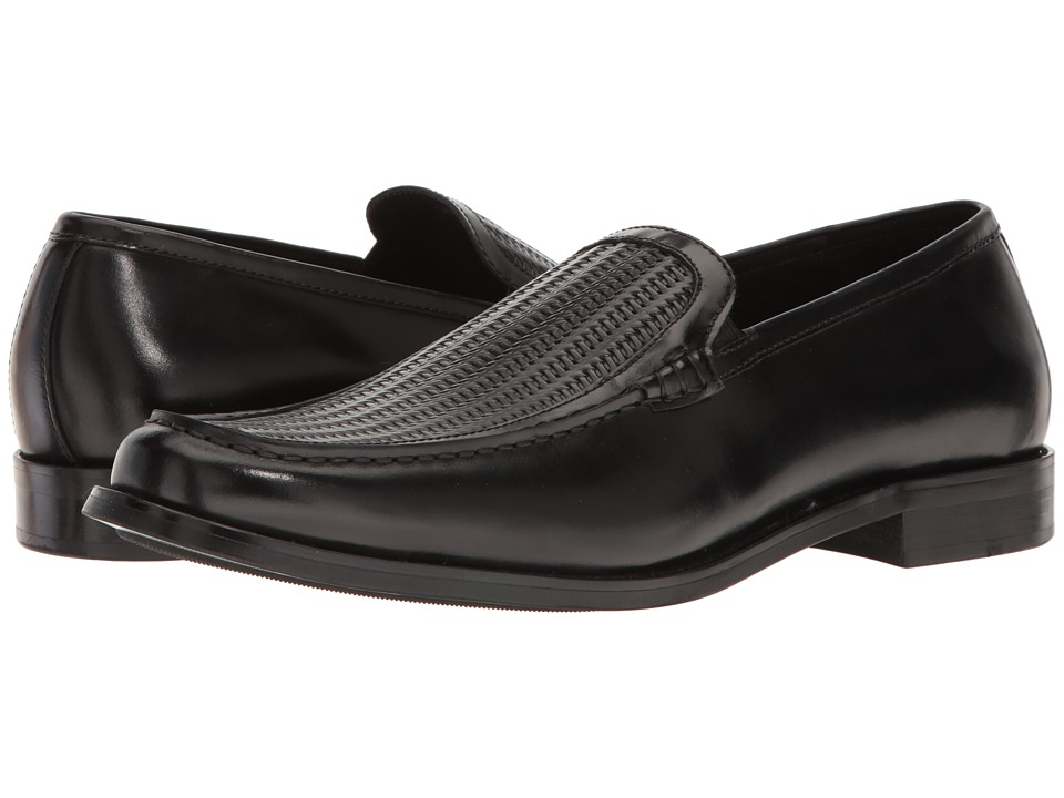 Kenneth Cole New York - Filter It (Black) Men's Slip on Shoes