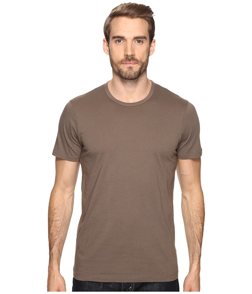 Splendid Mills - Reactive Crew Neck (Oak) Men's Clothing