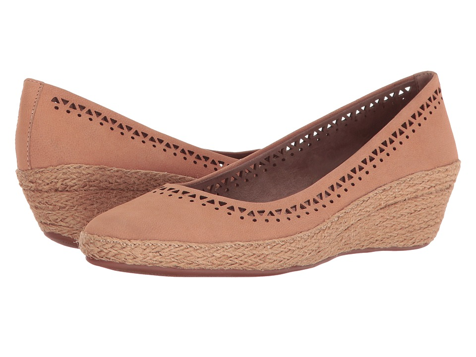 Easy Spirit Derely (Natural Nubuck) Women