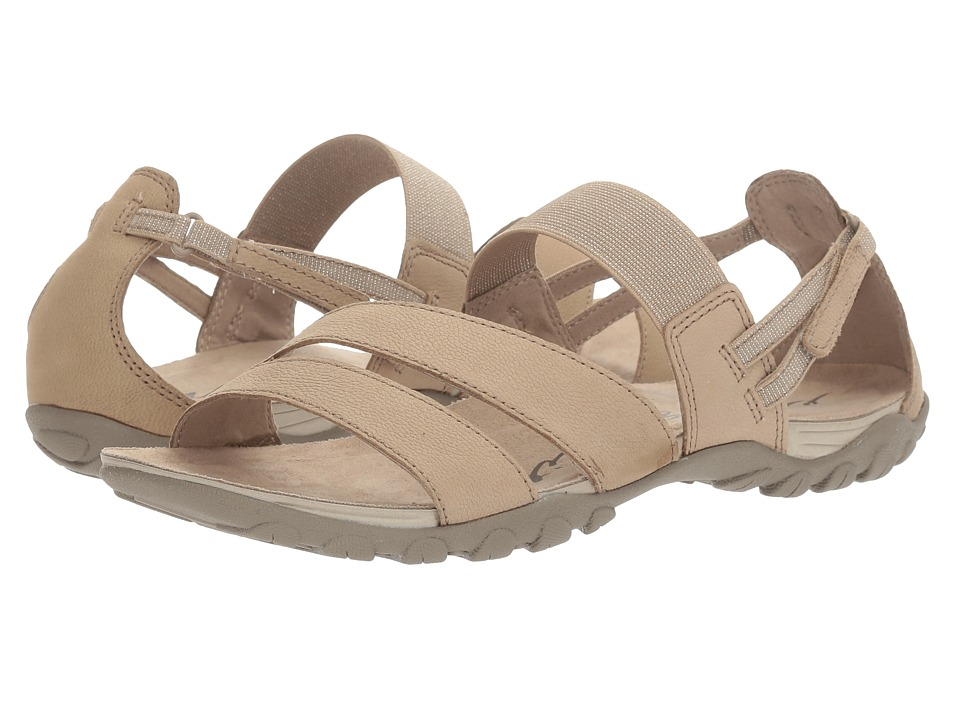 Easy Spirit Mesaa (Dark Natural Nubuck) Women