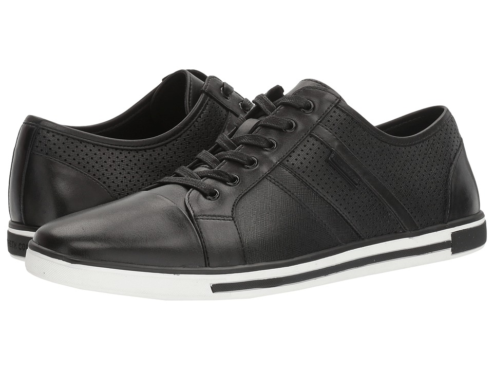 Kenneth Cole New York - Initial Step (Black) Men's Lace up casual Shoes