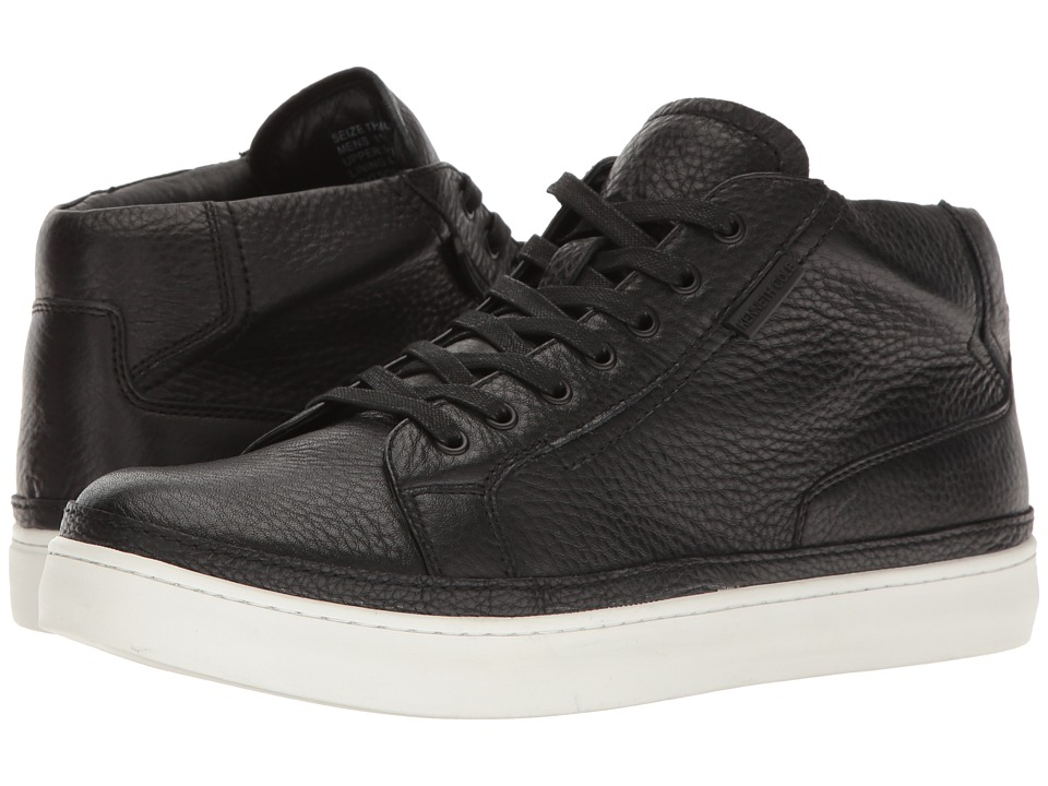 Kenneth Cole New York - Seize The Moment (Black) Men's Lace up casual Shoes