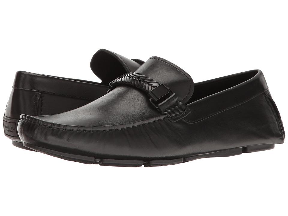 Kenneth Cole New York - Multiply (Black) Men's Slip on Shoes