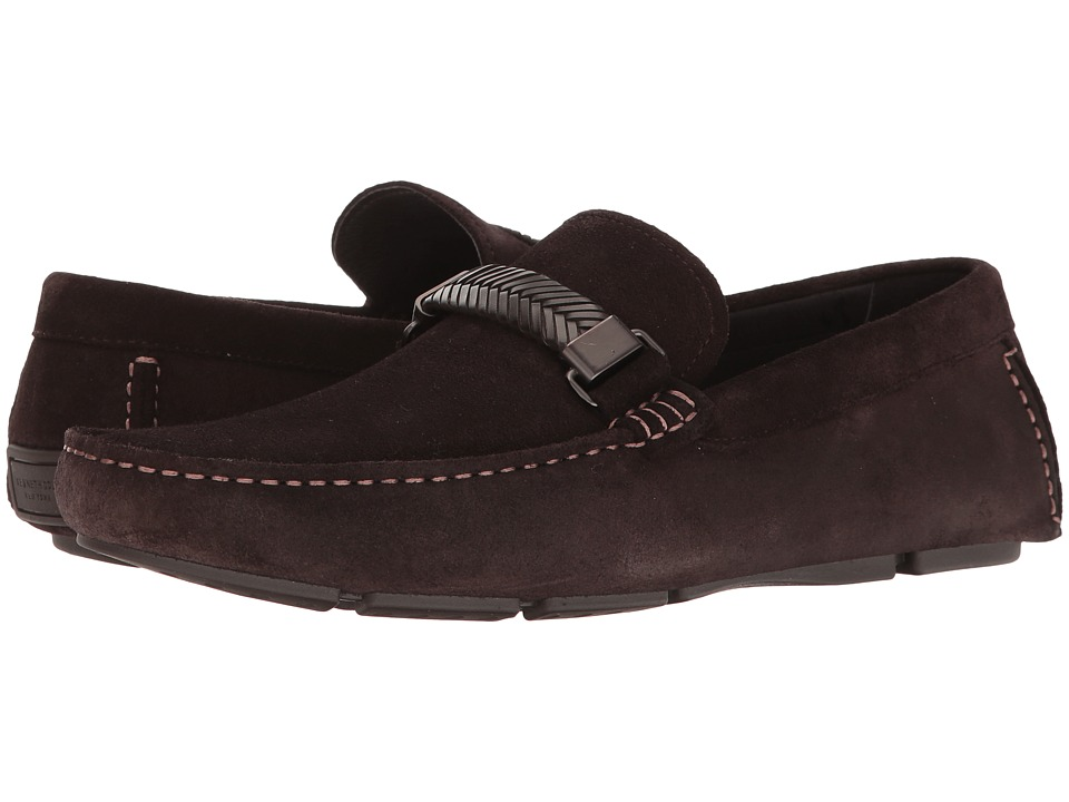 Kenneth Cole New York - Multiply (Brown) Men's Slip on Shoes