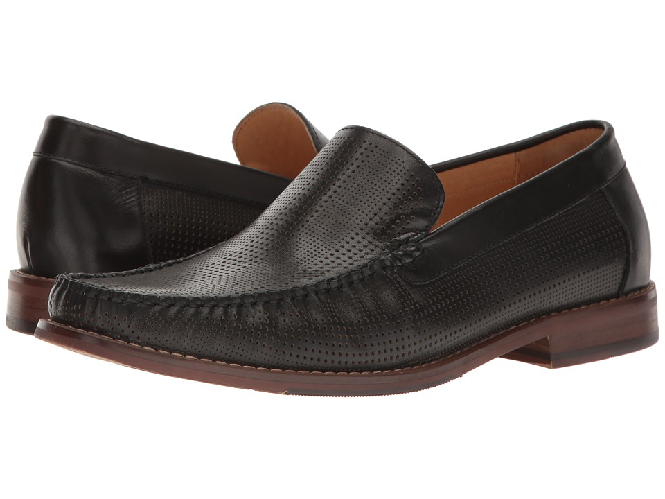 Kenneth Cole New York - In The Media (Black) Men's Slip on Shoes