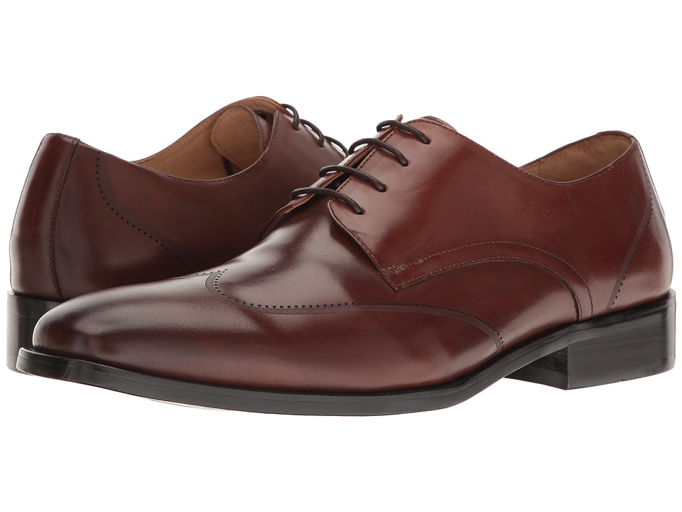 Kenneth Cole New York - Leisure-Wear (Cognac) Men's Lace up casual Shoes