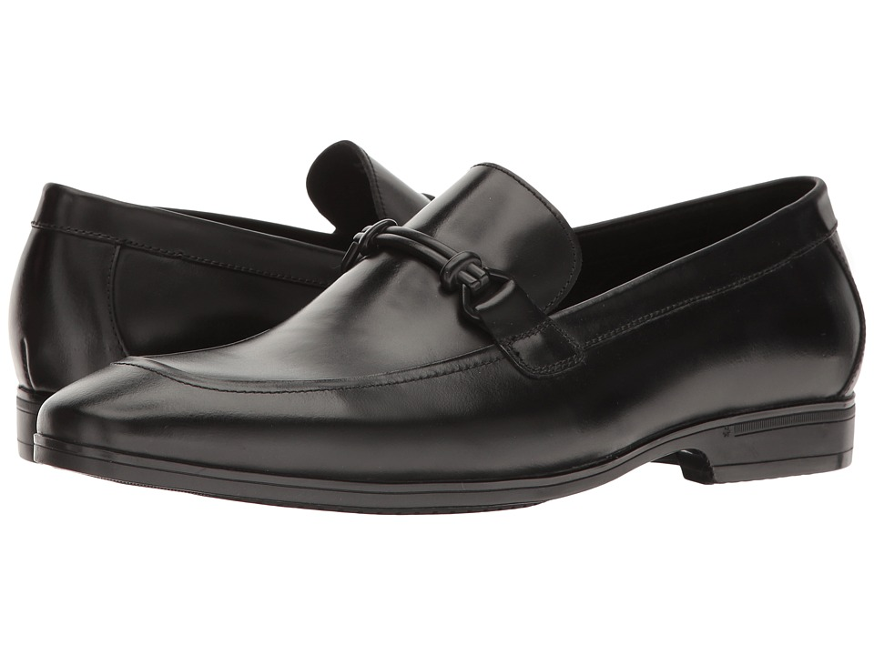 Kenneth Cole New York - Spare Time (Black) Men's Slip on Shoes