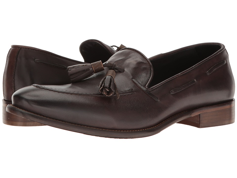 Kenneth Cole New York - Thrill-Iant (Espresso) Men's Slip on Shoes