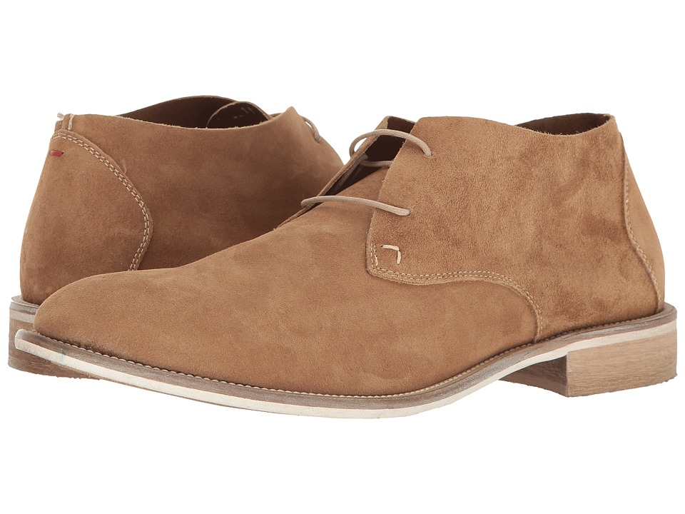 Kenneth Cole New York - Take Comfort (Tan) Men's Lace-up Boots