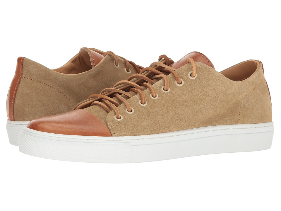Kenneth Cole New York - Sport Car (Tan) Men's Lace up casual Shoes