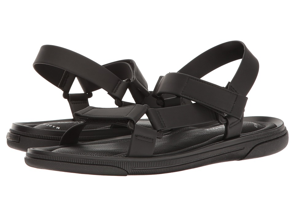 Kenneth Cole New York - Buckle-N (Black) Men's Sandals