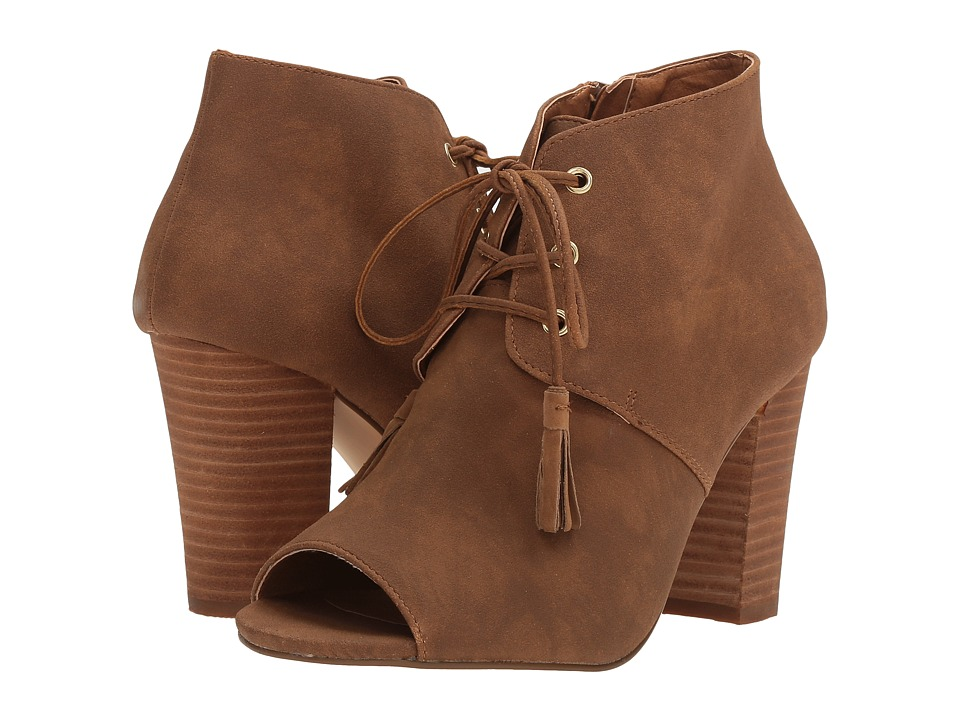 XOXO - Bradlie (Cognac) Women's Shoes