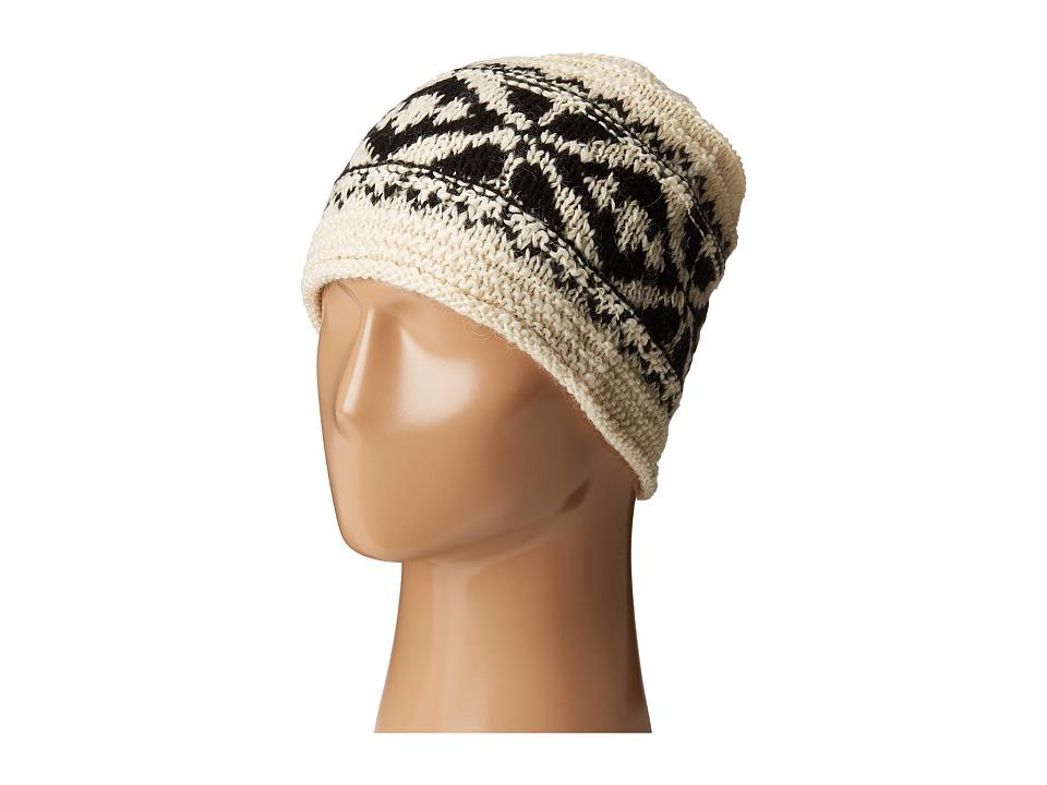 Polo Ralph Lauren - Cowichan Hat (Cream/Black) Caps