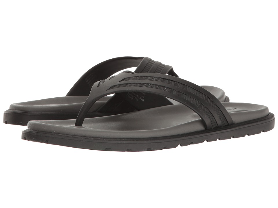 Kenneth Cole New York - Catch A Glimpse (Black) Men's Sandals