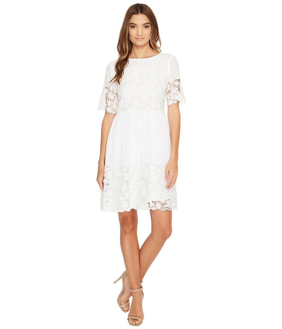 CATHERINE Catherine Malandrino - Chablis Dress (Empire White) Women's Dress