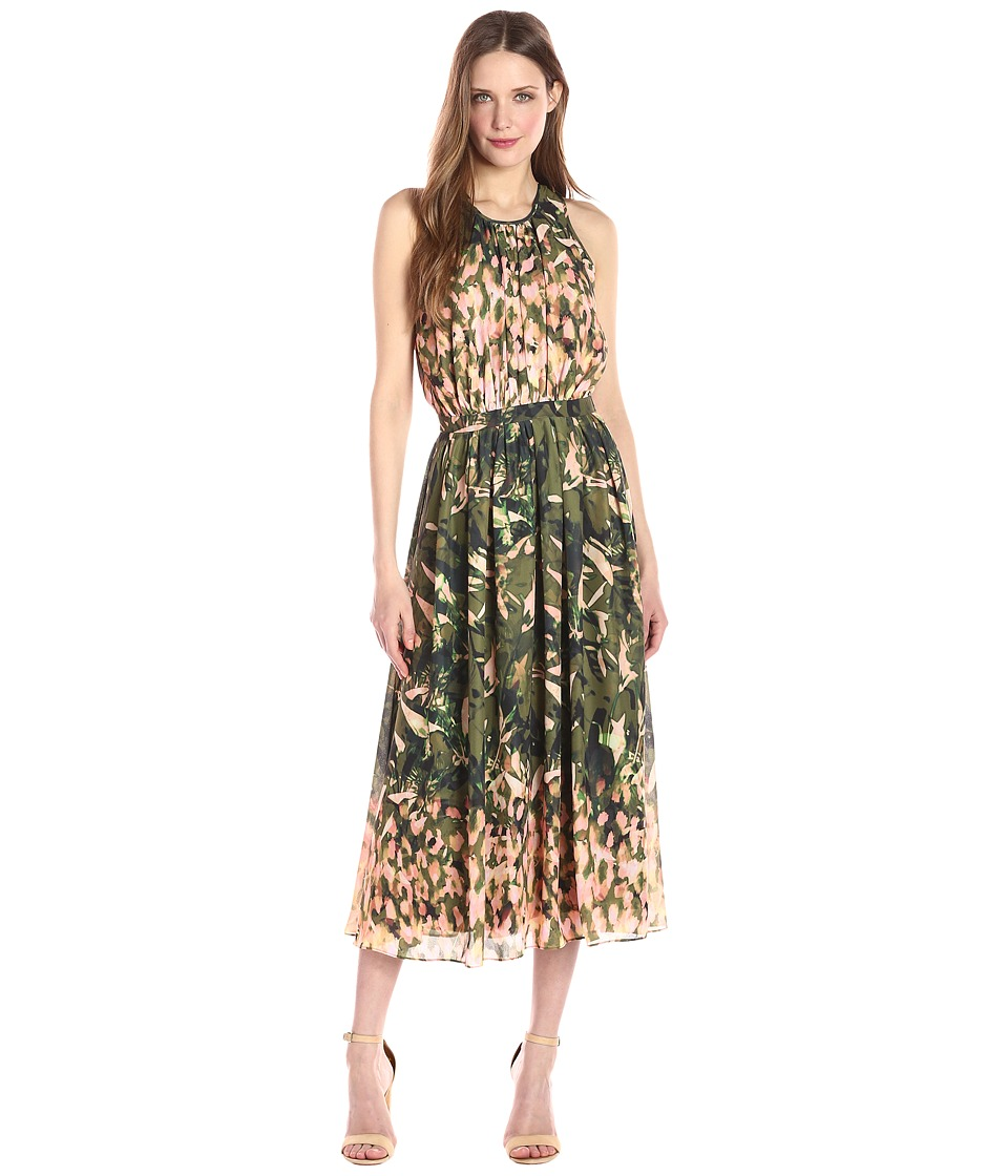 CATHERINE Catherine Malandrino - Alfie Dress (Tiki Palm) Women's Dress