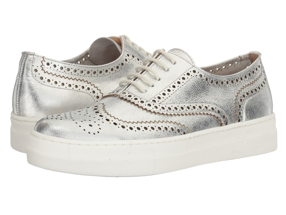 Shellys London Kimmie Sneaker (Silver) Women