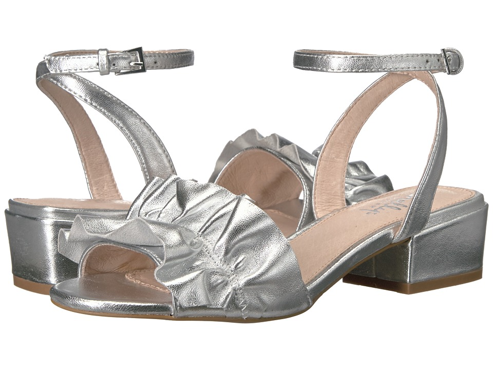 Shellys London Deianira Sandal (Silver) Women