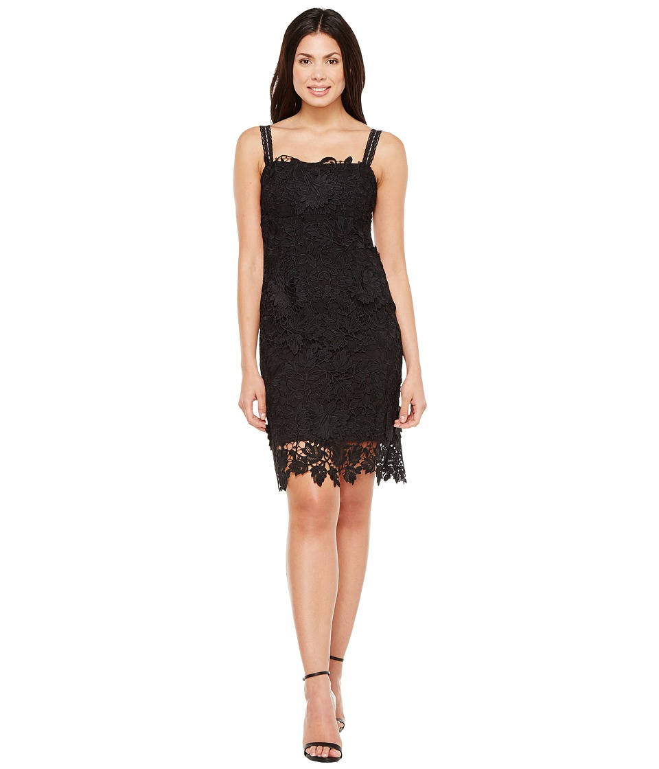 Nanette Lepore Yacht Party Shift Black Dress