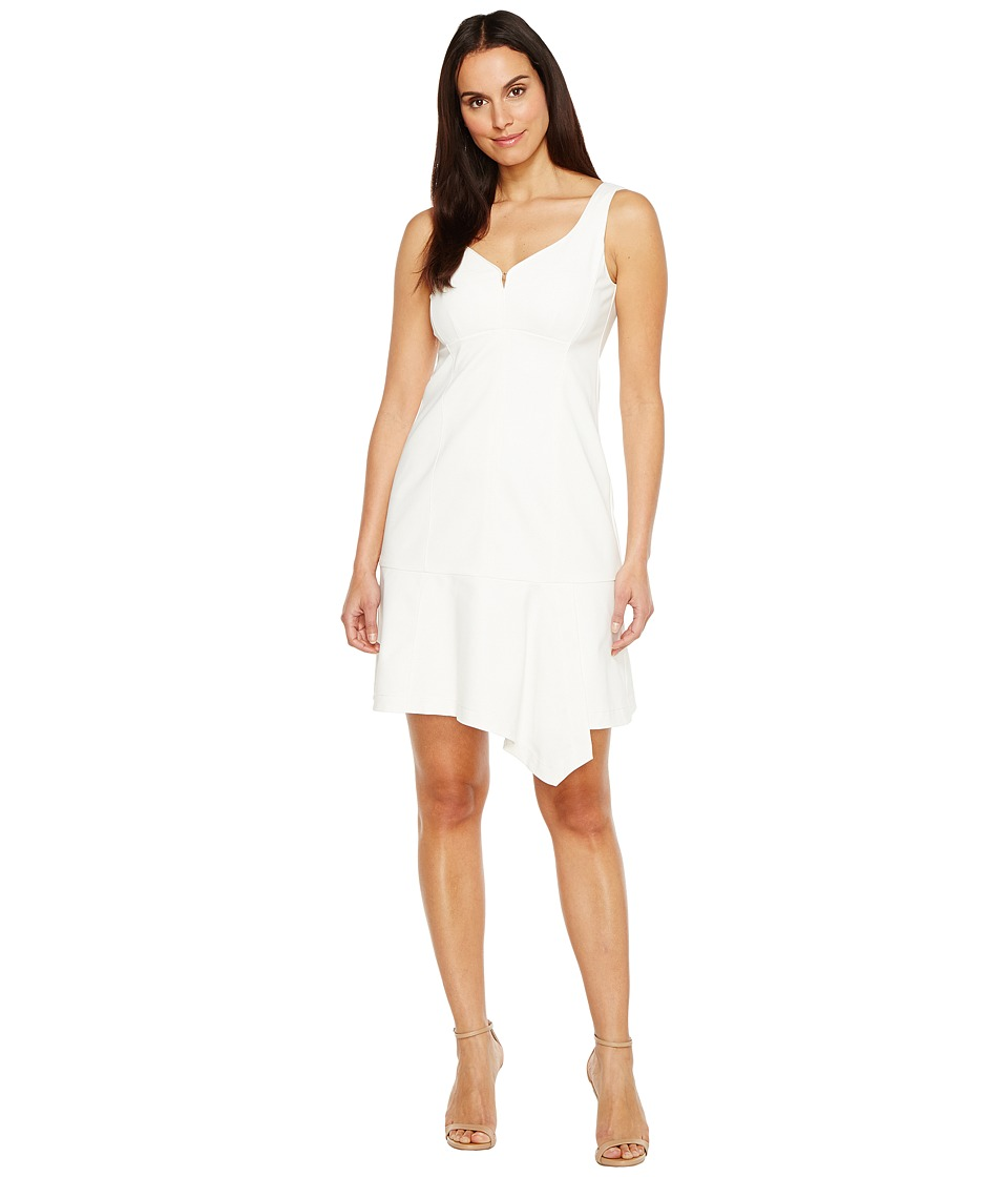 Nanette Lepore Sparkler Shift White Dress