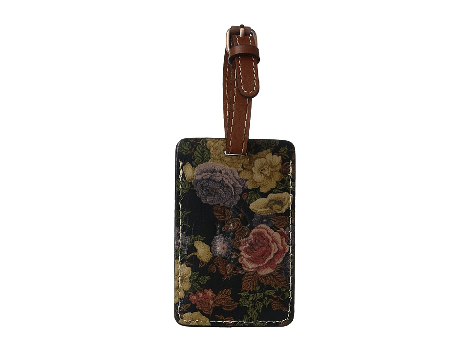 Patricia Nash - Bagagli Luggage Tag (Denim Fields Olive) Wallet