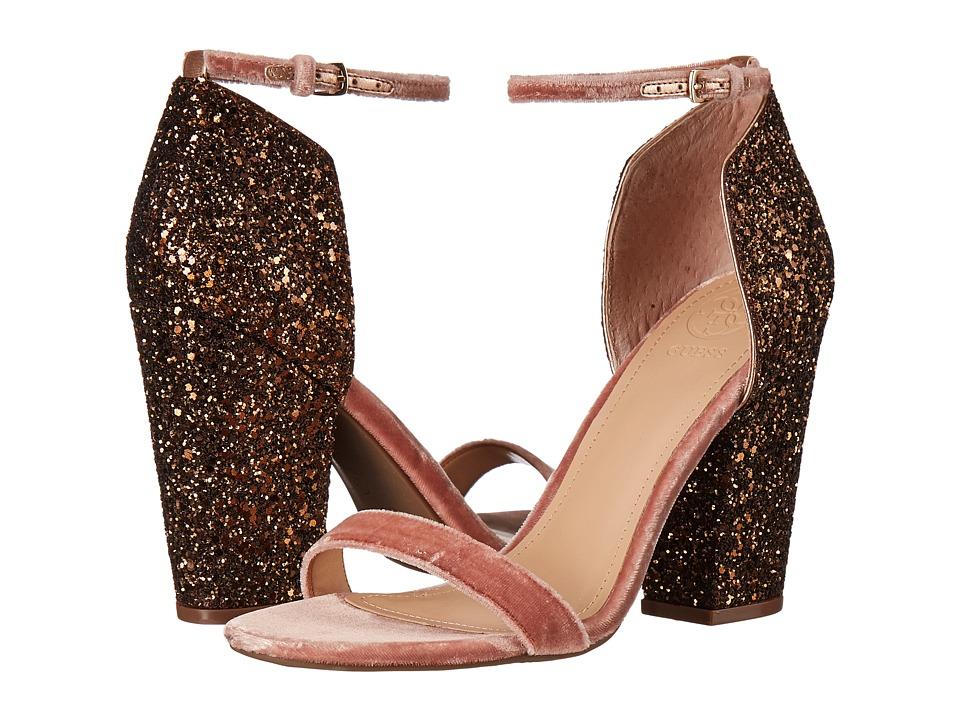 GUESS - Bambam (Beige) Women's Shoes