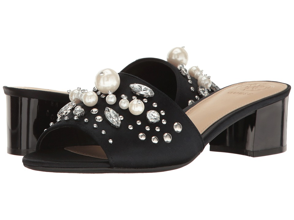 GUESS - Dancerr (Black) Women's Shoes