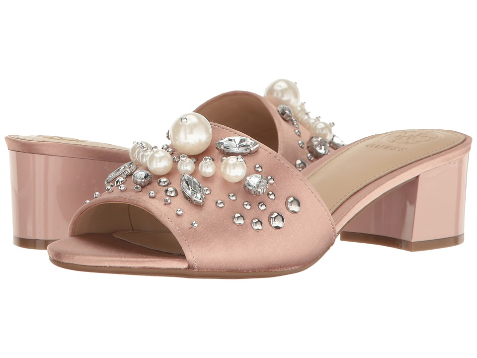 GUESS - Dancerr (Pink) Women's Shoes