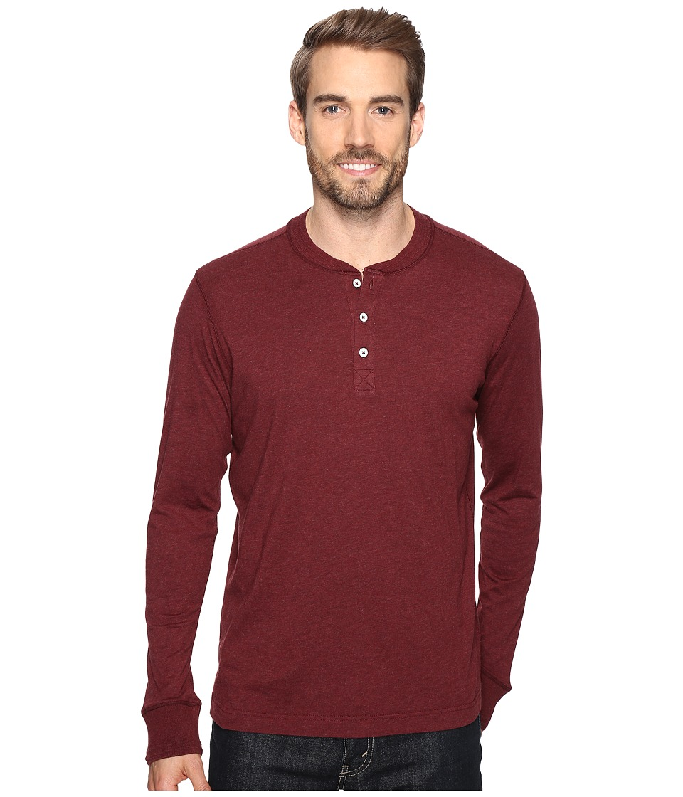 Robert Graham - Danieli Henley (Heather Wine) Men's Clothing