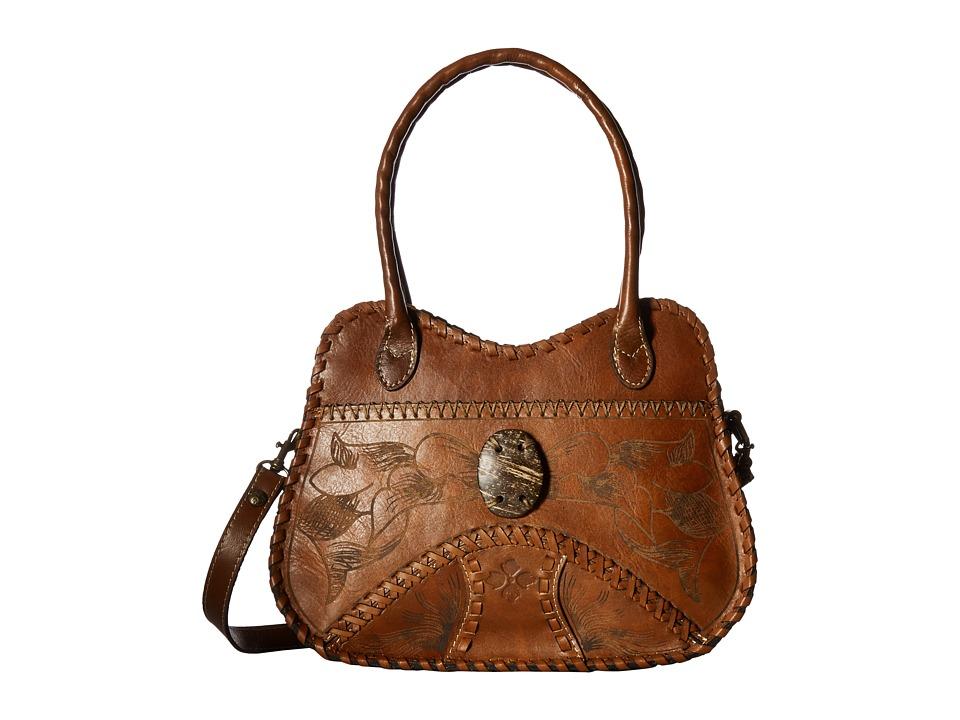 Patricia Nash - Fabas Satchel (Florence) Satchel Handbags