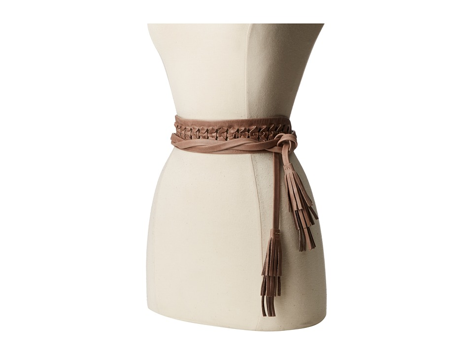 ADA Collection - Ava Wrap Belt (Taupe) Women's Belts