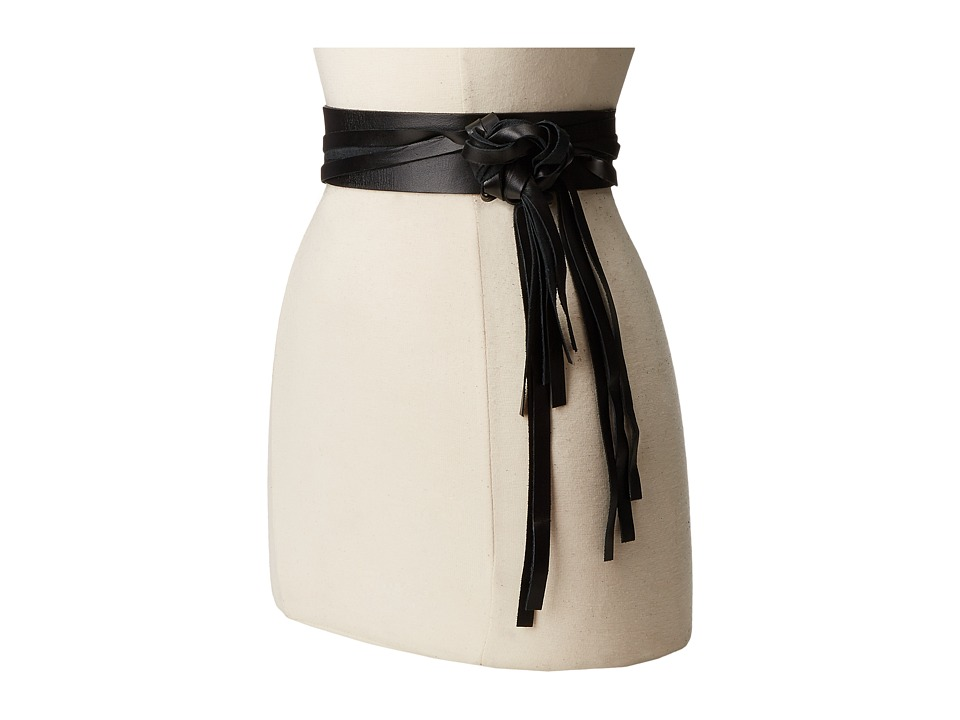ADA Collection - Leila Belt (Black) Women's Belts