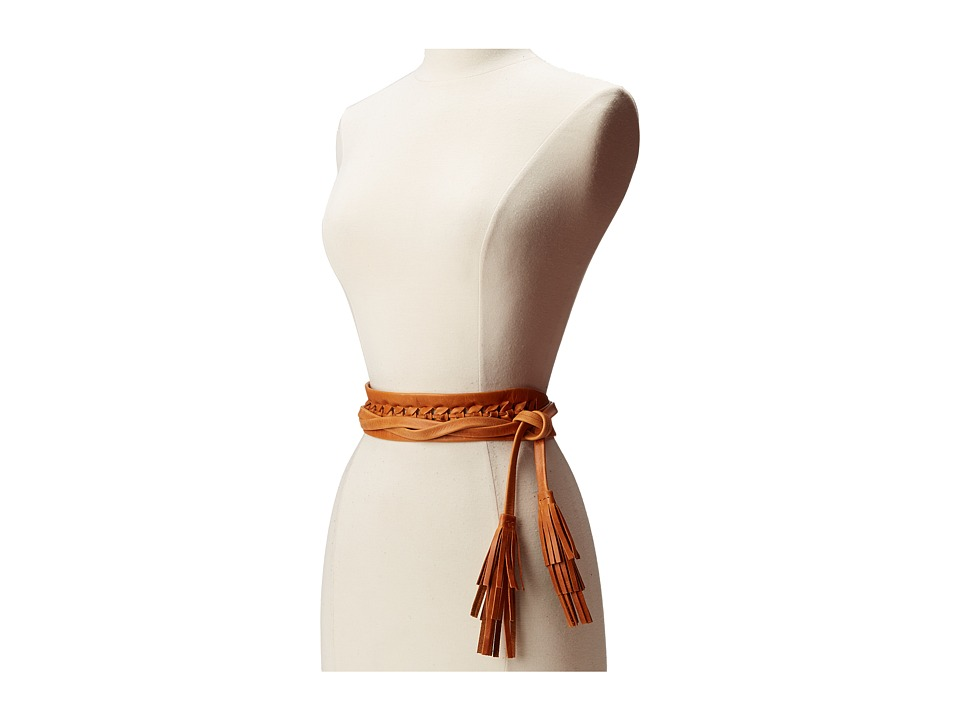 ADA Collection - Ava Wrap Belt (Cognac) Women's Belts