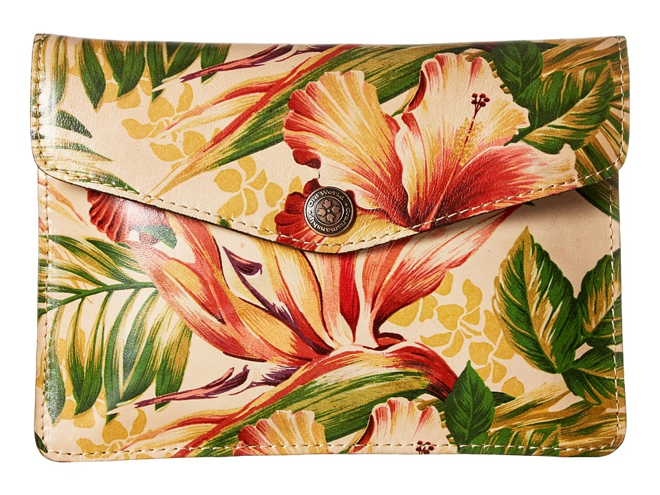 Patricia Nash - Mini iPad Case (Cuban Tropical Natural) Cell Phone Case