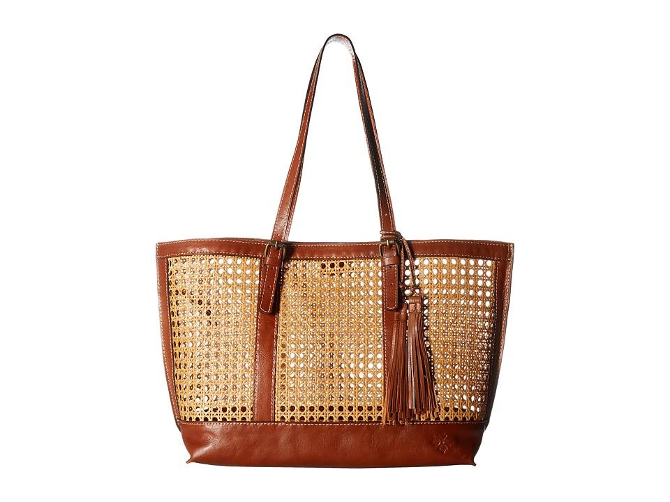 Patricia Nash - Nice Tote (Natural) Tote Handbags