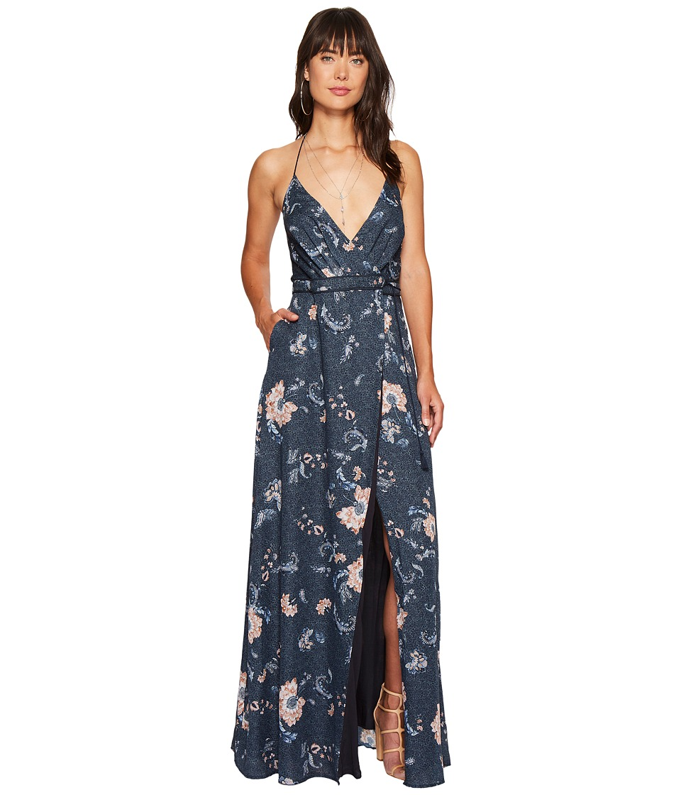 The Jetset Diaries - Iman Maxi Dress (Iman Floral) Women's Dress