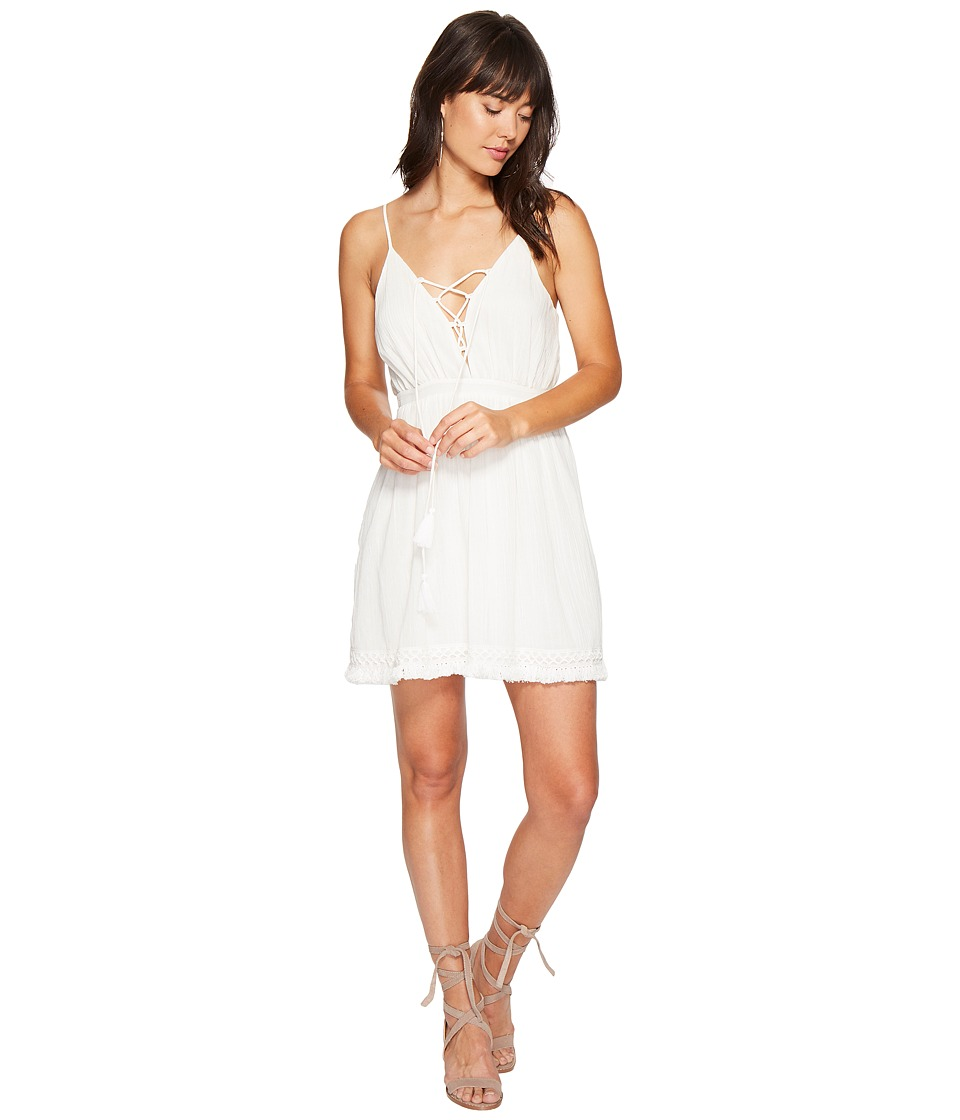The Jetset Diaries - Cape Town Dress (Ivory) Women's Dress