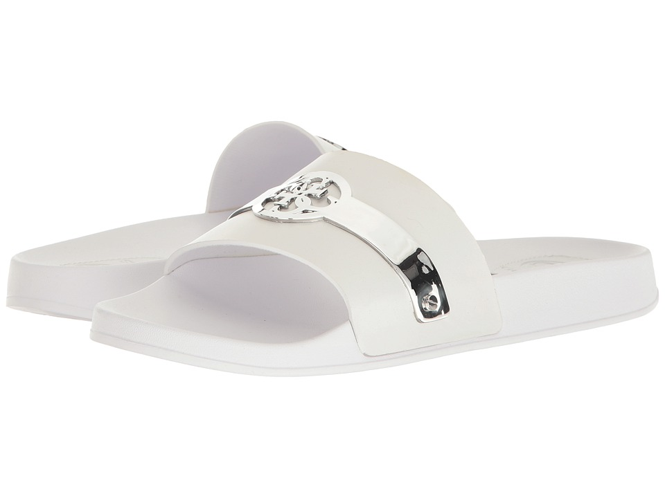 GUESS - Softly (White) Women's Shoes