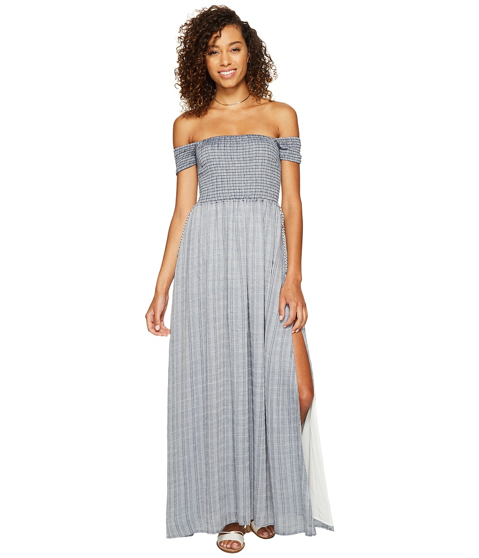 The Jetset Diaries - River Dress (Indigo) Women's Dress