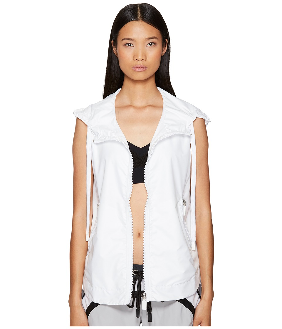 NO KA'OI - Mile Jacket (White) Women's Coat