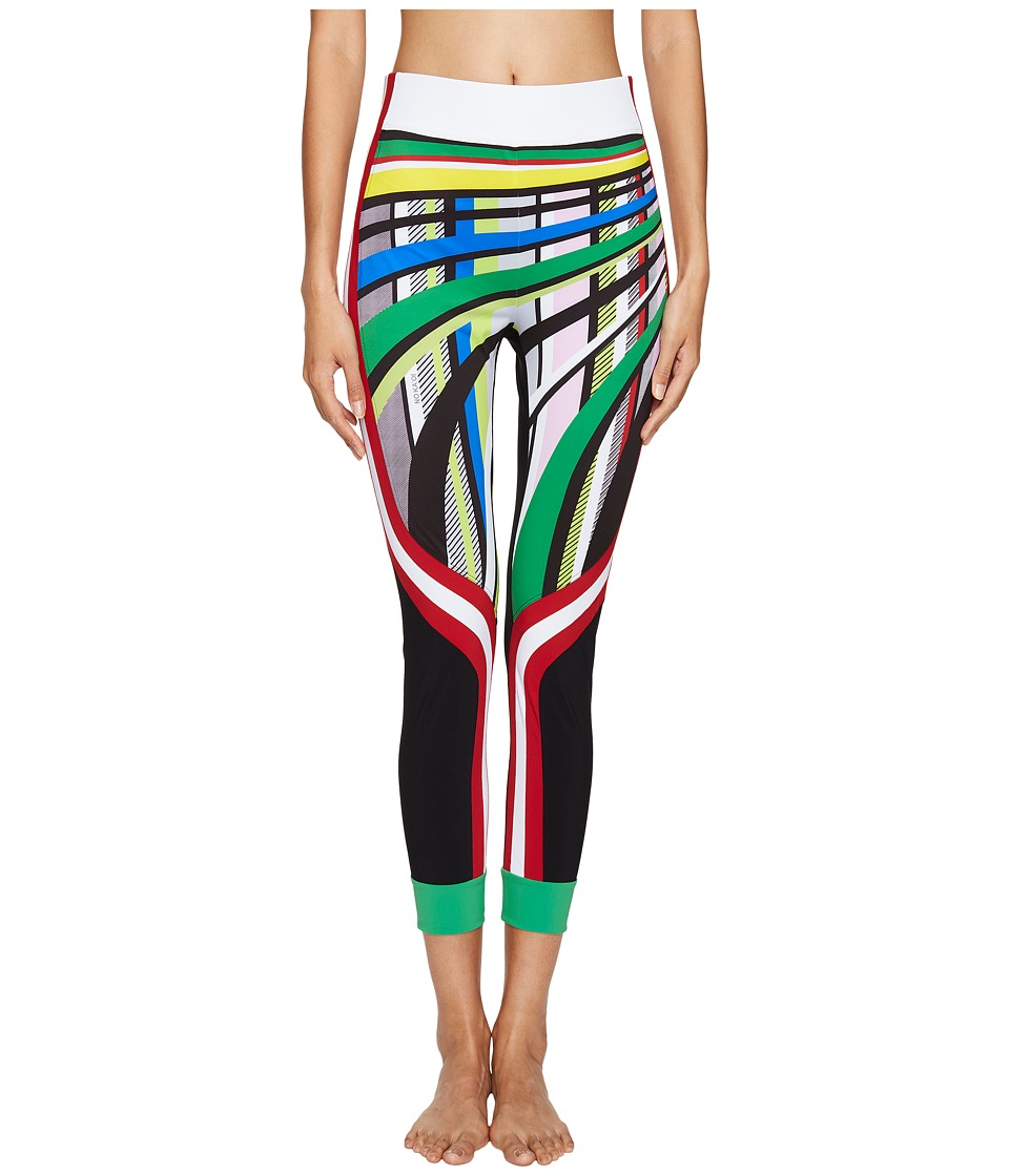 NO KA'OI - Kela 7/8 Leggings (Multicolor 49) Women's Casual Pants